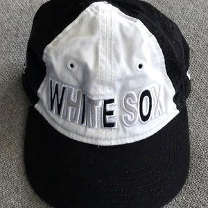 New Era White Sox Infant Cap